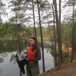 на Еловом озере