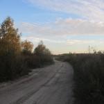 Дорога на Лыково