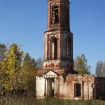 Церковь в Спасском