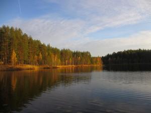 озеро Малая Унзовка