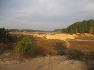 Здесь раньше было озеро