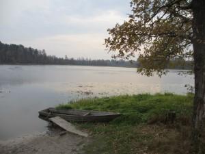 озеро Паровое