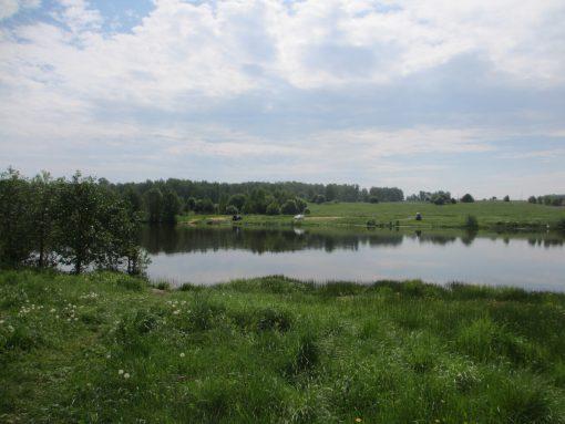 озеро у совхоза Нижегородец