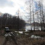 У озера Большое Луговое