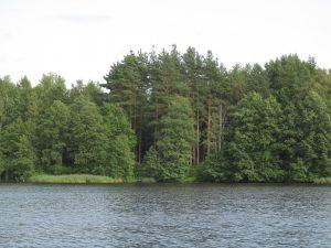 озеро Заборье