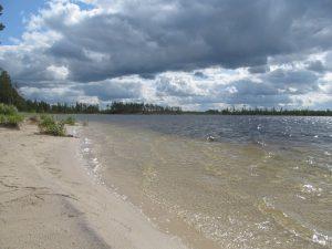 пляжи Большой Гаравы