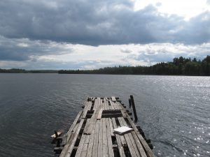 озеро Санхар